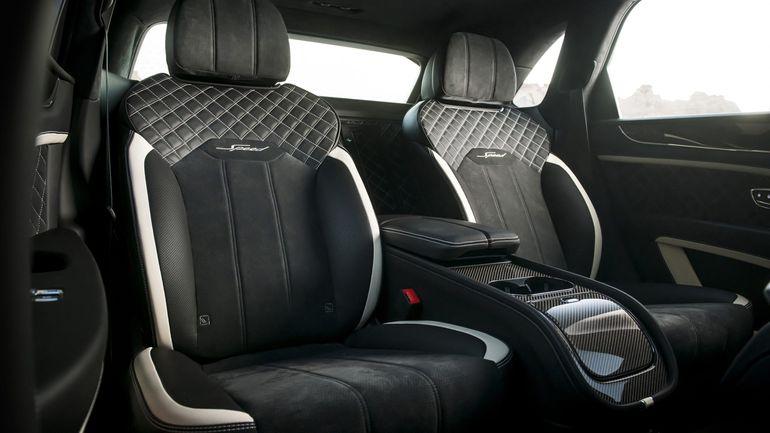 Bentley Bentayga Speed – najszybszy SUV na świecie