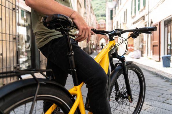 e-Scrambler – elektryczny rower od Ducati