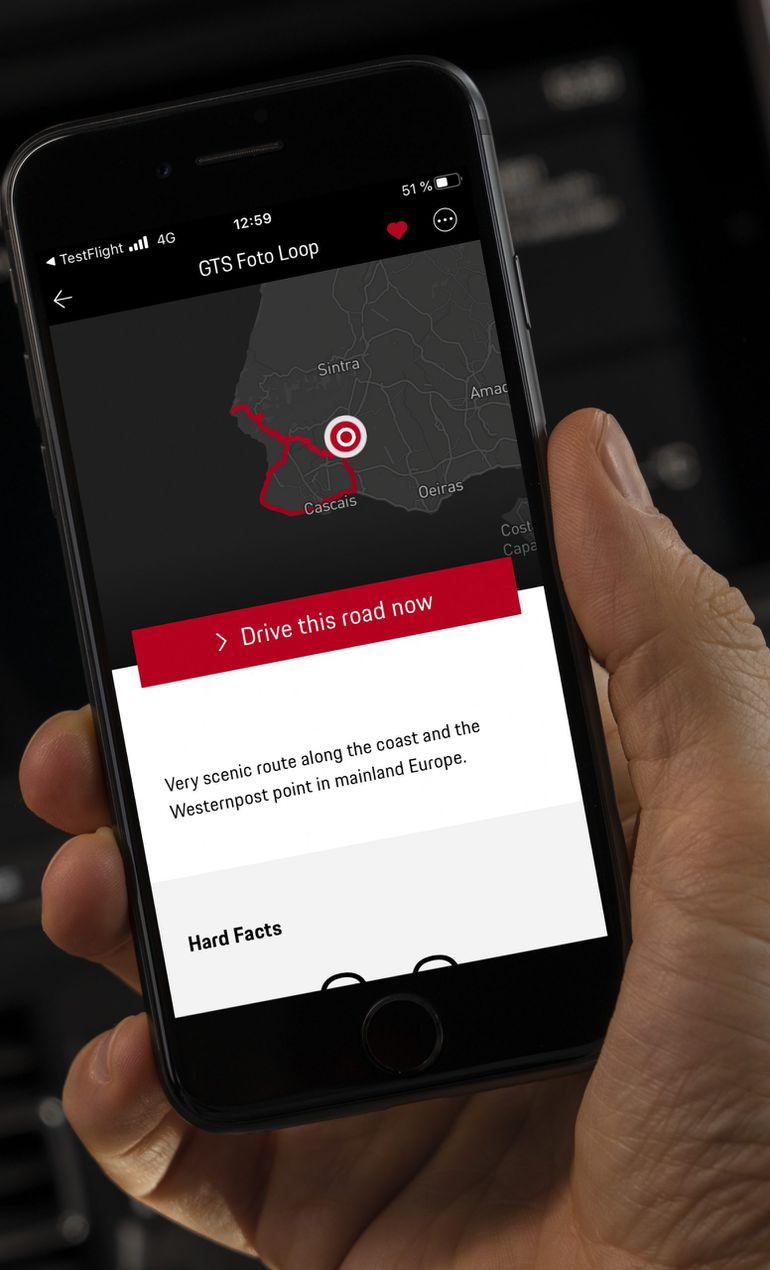 Bezpłatna aplikacja Porsche ROADS – co dzięki niej może zyskać kierowca?