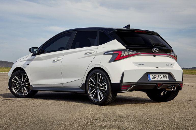 Hyundai i20 N Line zaprezentowany. To miejski samochód z duszą sportowca