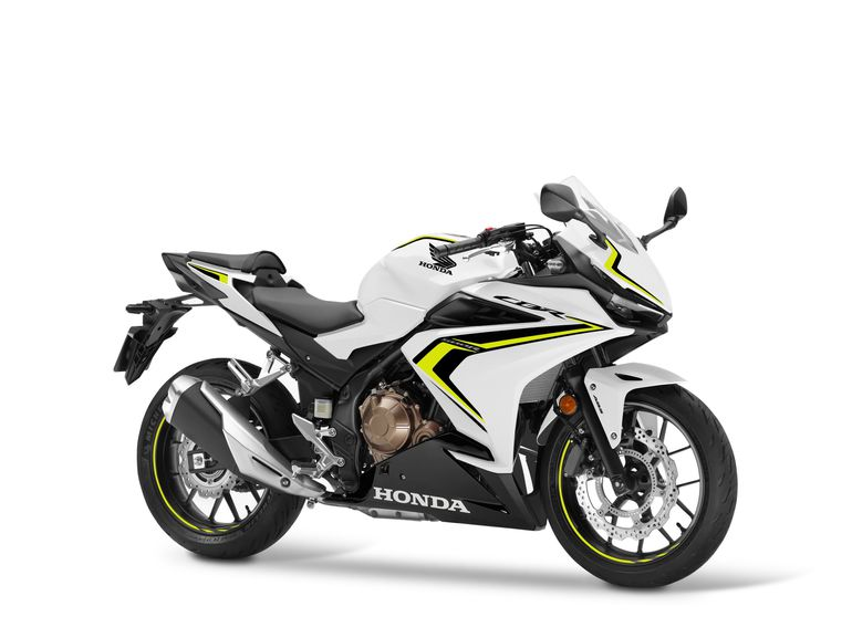 Honda CB500F, CBR500R i CB500X - popularne motocykle w nowych grafikach i opcjach kolorystycznych. Zobaczcie zdjęcia!