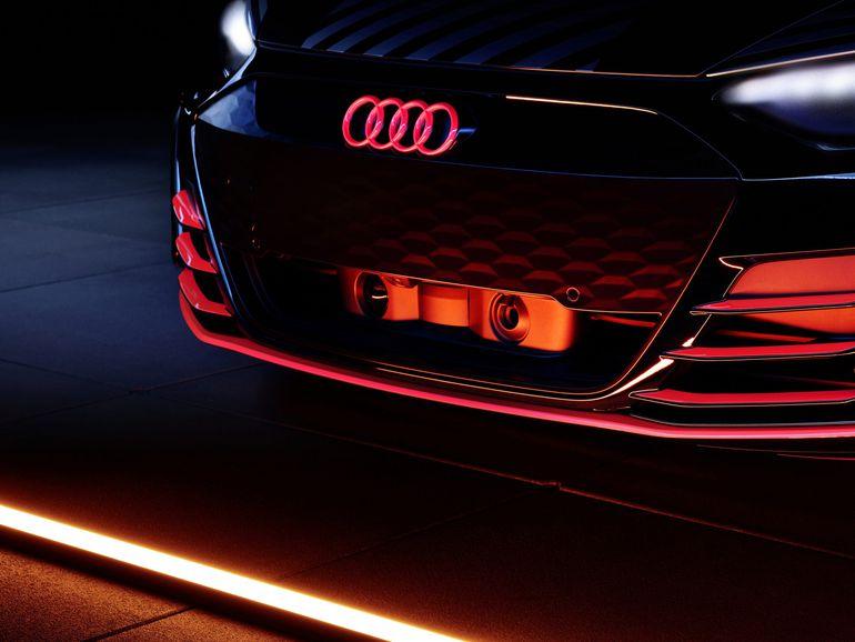Nowe Audi e-tron GT - brzmienie tego elektrycznego Gran Turismo robi wrażenie!