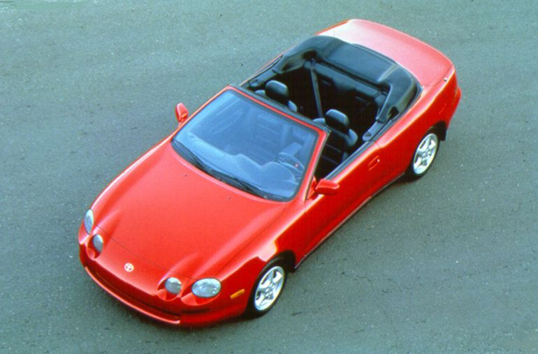 Toyota Celica VI to samochód dla entuzjastów.
