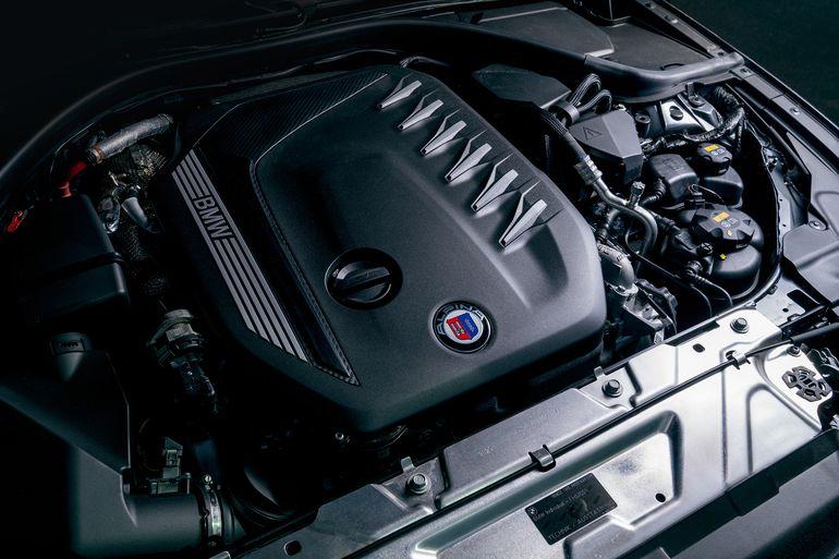 Nowe BMW Alpina D3 S zaprezentowane.