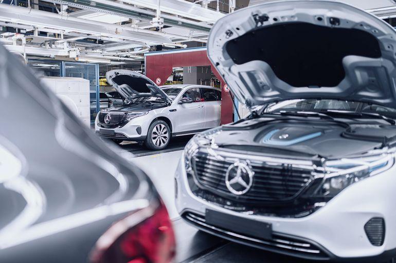 Mercedes-EQ: aż sześć nowych modeli