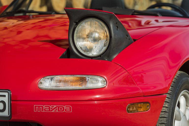 Mazda wprowadza części zamienne do renowacji roadstera MX-5