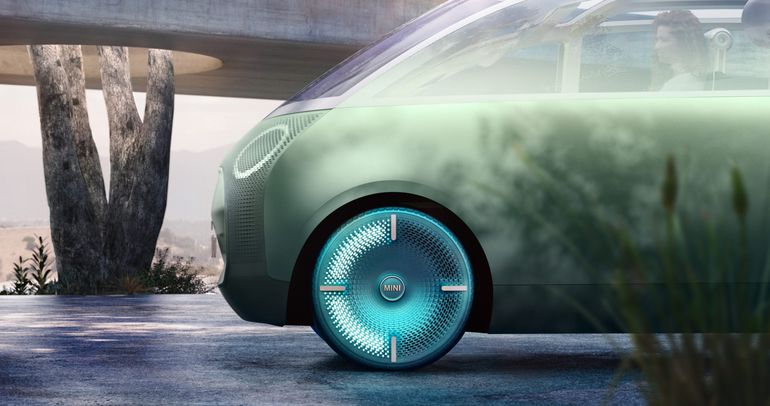 Mini Vision Urbanaut - eksperyment projektantów, który przepowiada przyszłość marki?