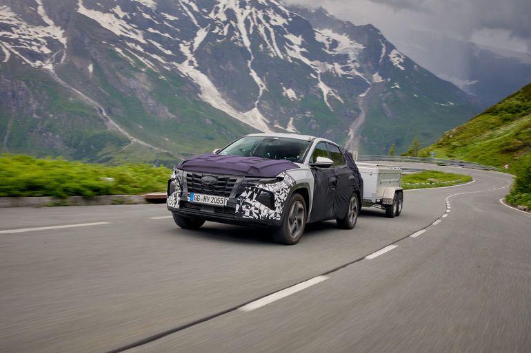 Hyundai Tucson nowej generacji przeszedł testy drogowe. Zobaczcie zdjęcia w kamuflażu!