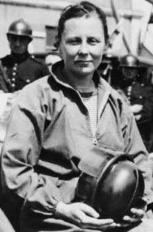 Gwenda Stewart-Hawkes: urodzona rekordzistka