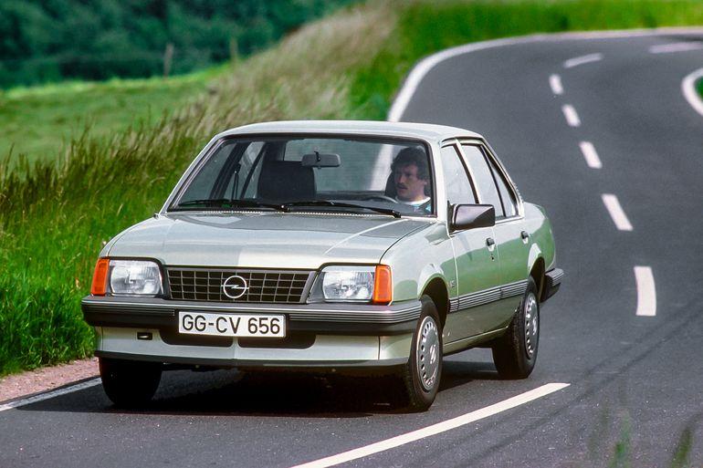Opel Ascona 1.8i - prekursor ery katalizatora w niemieckich samochodach