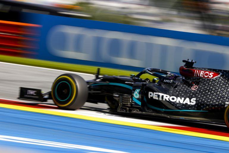 W11 najlepszym Mercedesem, jakim ścigał się Hamilton