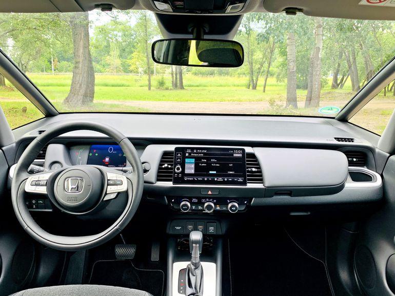 Honda Jazz – pierwsze jazdy, czyli motoryzacyjne przełomy roku 2020