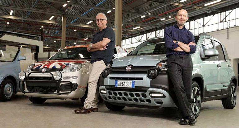 Fiat Panda kończy 40 lat! Poznaj historię włoskiej ikony