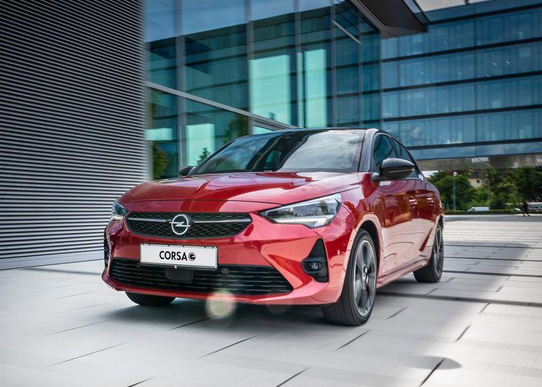 Opel Corsa-e GS Line –samochód elektryczny o sportowym charakterze