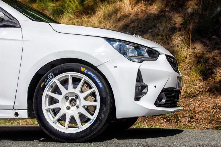 Opel Corsa Rally4 gotowy do sezonu 2021