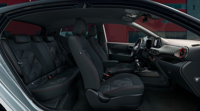 Hyundai i10 Nowej Generacji również w wersji N Line i Premium N Line. Znamy ceny!