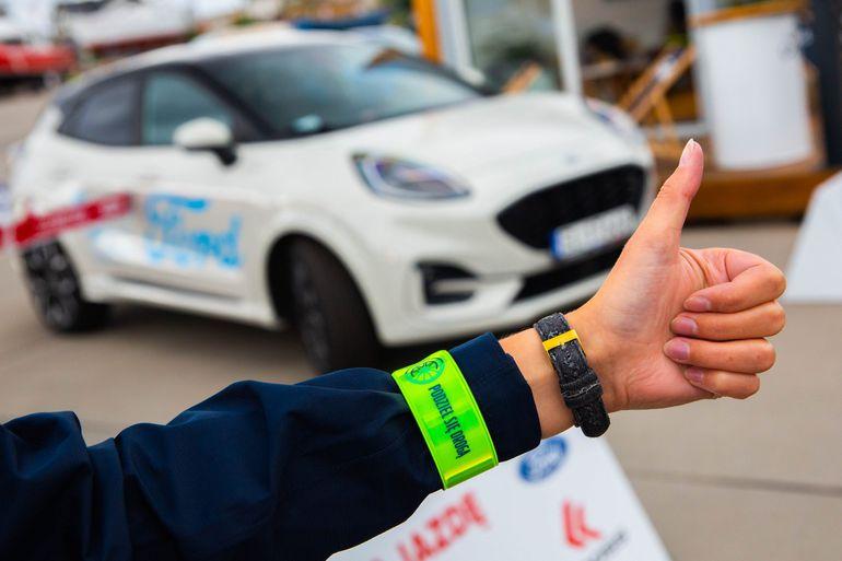 Ford zachęca do popularyzacji dobrych zachowań wśród kierowców i rowerzystów na drodze