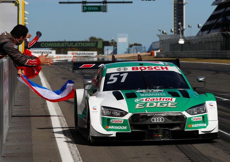 Audi jeszcze przed zakończeniem sezonu DTM zapewnia sobie tytuł mistrza producentów