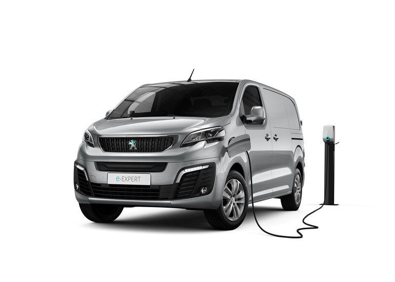 Nowy Peugeot e-Expert z zasięgiem do 330 km