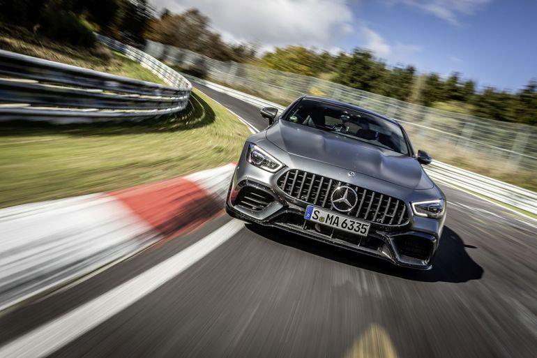 Mercedes-AMG GT 63 S 4MATIC+