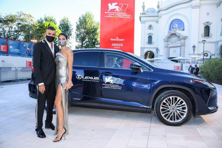 Lexus po raz czwarty został oficjalnym dostawcą samochodów na Międzynarodowym Festiwalu Filmowym w Wenecji