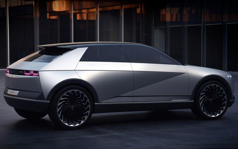 Samochody koncepcyjne Hyundaia