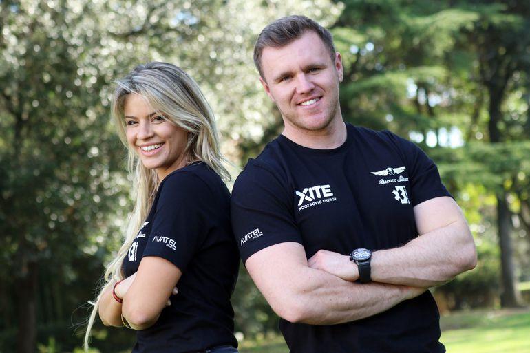 Christine Giampaoli Zonca i Oliver Bennett zostali kierowcami HISPANO SUIZA XITE ENERGY TEAM