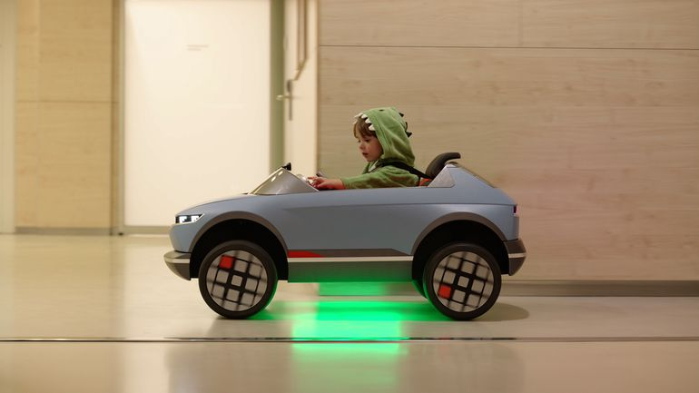 "Little Big e-Motion – Hyundai Mini ""45"" EV"