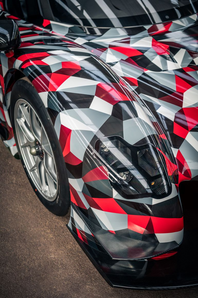 Toyota GR Super Sport zaprezentowana podczas wyścigu w Le Mans