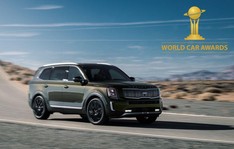 Znamy Światowy Samochód Roku 2020!