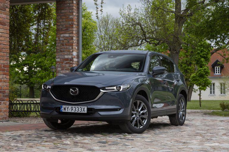 Mazda CX-5 już dostępna w Polsce. Znamy ceny!