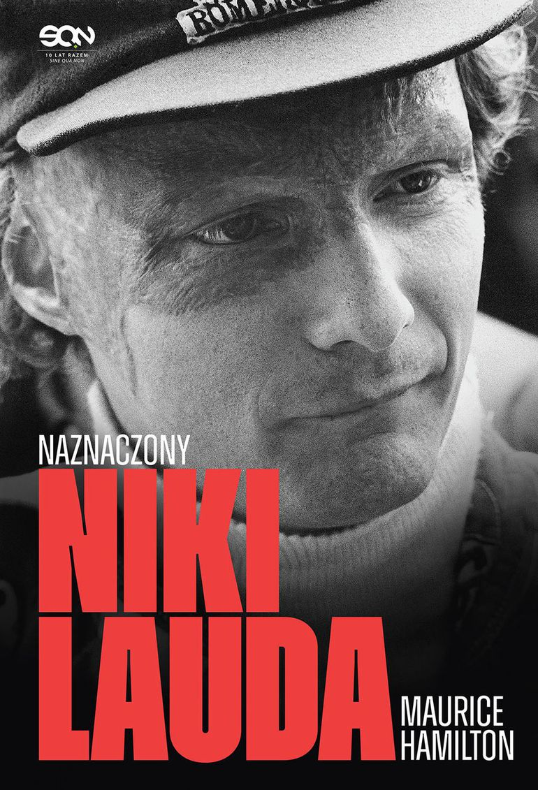 """Niki Lauda. Naznaczony"""