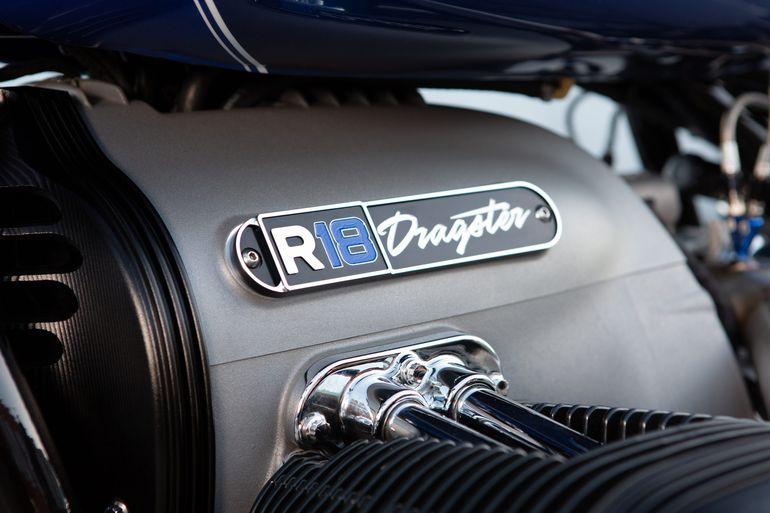 BMW Motorrad prezentuje nowy motocykl R 18 Dragster