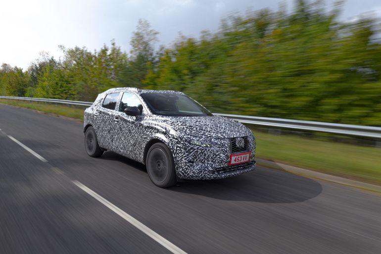 Nowy Nissan Qashqai - znamy coraz więcej szczegółów przed premierą!
