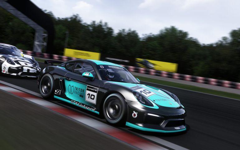 Dominik Blajer został pierwszym Mistrzem Polski Digital Motorsport!