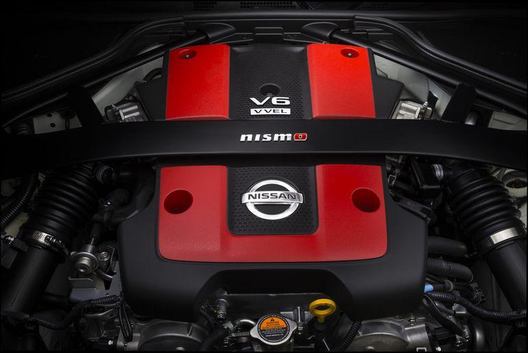 Nissan 370Z Nismo MY2015