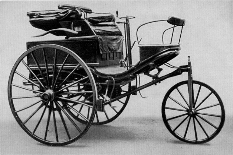 Benz Patent-Motorwagen Nr. 3 z 1888 roku