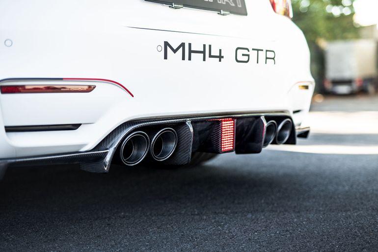 BMW M4 DTM Champion Edition przeżywa drugą młodość.