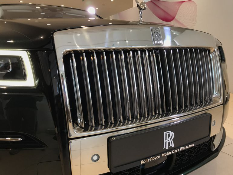 Rolls-Royce Ghost Extended