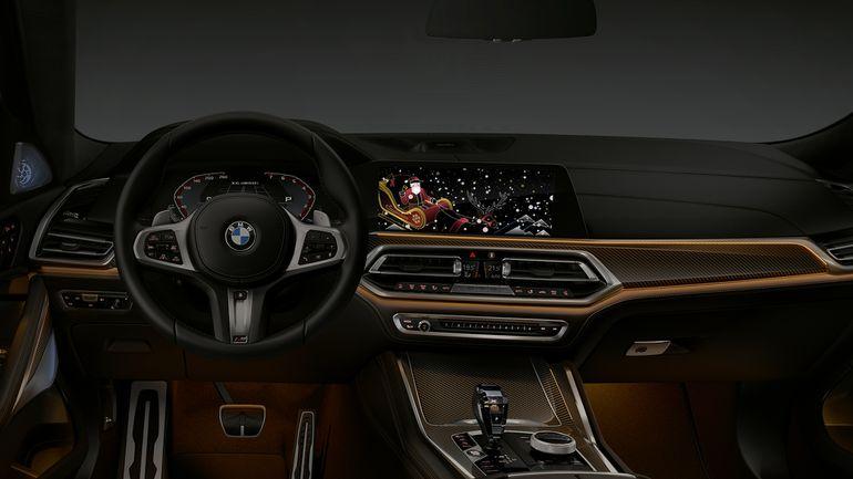 Twoje BMW zagra ci świąteczną piosenkę!