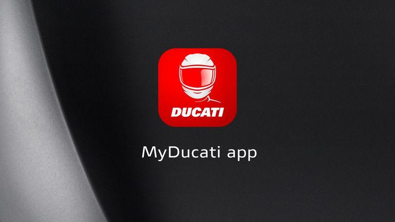 Aplikacja MyDucati – świat Ducati w zasięgu twojej ręki