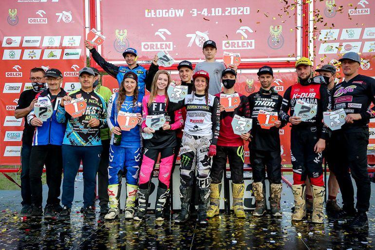 Poznaliśmy Mistrzów Polski w Motocrossie 2020