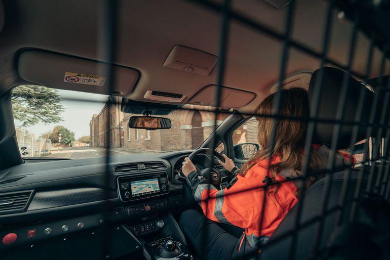 Nissan Re-Leaf: koncepcyjny samochód elektryczny stworzony do walki z żywiołem