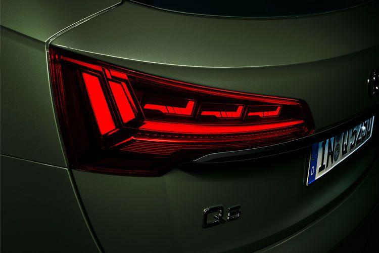 Audi wprowadza w modelu Q5 technikę OLED nowej generacji
