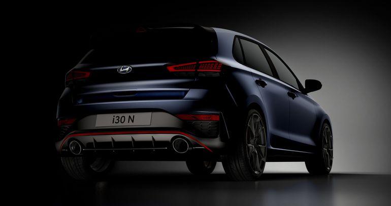 Hyundai opublikował pierwsze zdjęcia nowego sportowego i30 N!