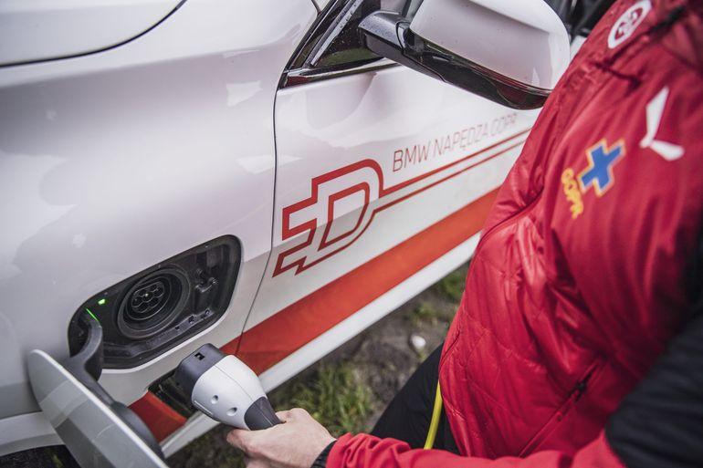 BMW wspiera ratowników GOPR. Właśnie ruszyła akcja #jestemzgor