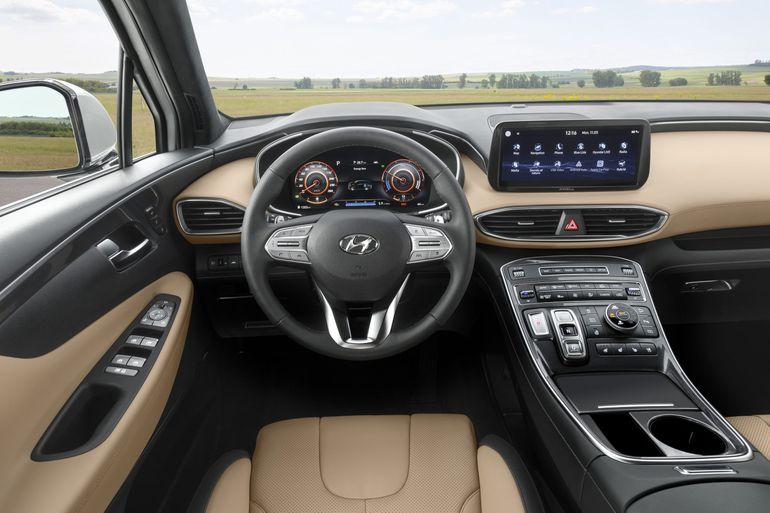 Nowy Hyundai Santa Fe.