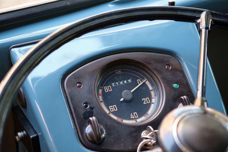T1 Bulli z 1950 roku – najstarszy na świecie van Volkswagena dopuszczony do ruchu
