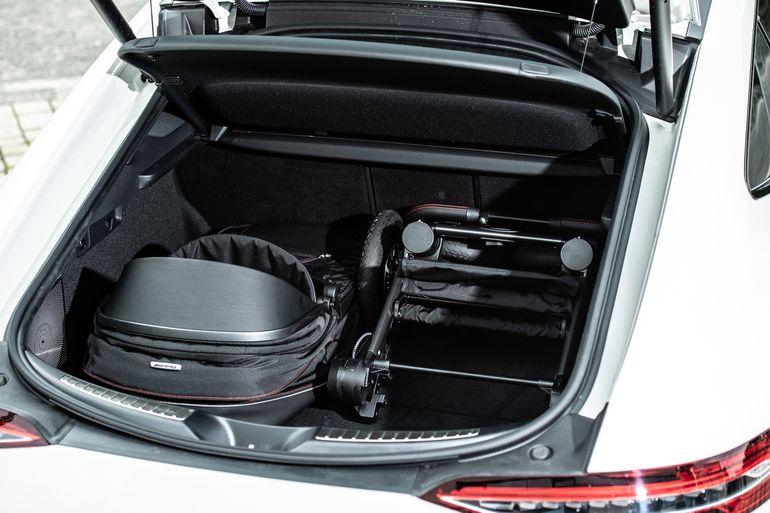 Nowe wózki dziecięce Mercedes-Benz: Twoja pociecha też może jeździć AMG!