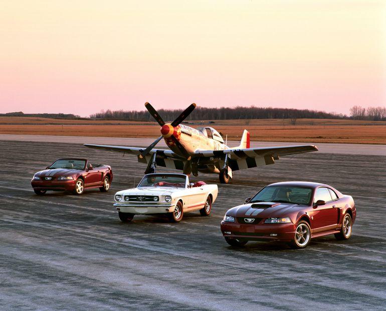 Ford Mustang ma już 56 lat. Ikona motoryzacji od zawsze bije rekordy popularności